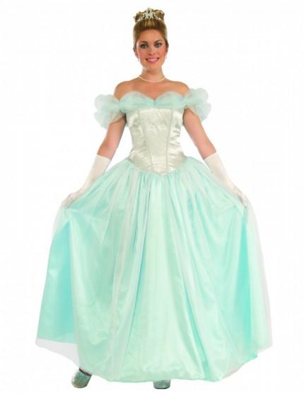 damen kost m happily ever after princess cinderella frozen. Black Bedroom Furniture Sets. Home Design Ideas